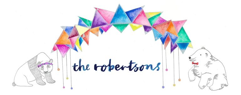 Newcastle Wedding Photographers – The Robertsons logo